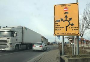 Bra: al via i lavori per la nuova rotonda tra via Cuneo e via Cherasco
