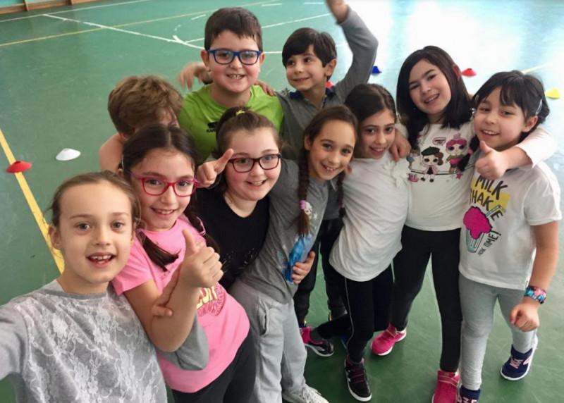 Grande successo per il 'Volley in English' del Cuneo Volley