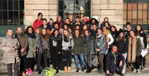 Studenti delle Superiori di Cuneo in viaggio con il progetto 'Promemoria Auschwitz'