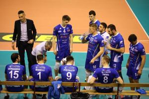 Pallavolo A2/M: Mondovì battuta 3-1 a Reggio Emilia