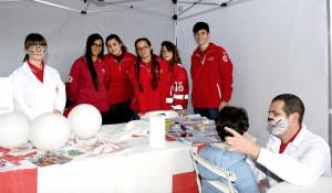 Mondovì, a Mondovicino e all'Ipercoop successo per la campagna della Croce Rossa