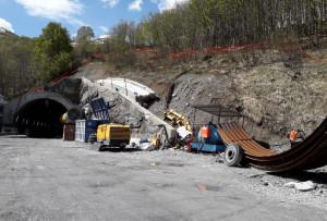 Tenda bis, i sindacati organizzano un presidio all'imbocco del tunnel: 'Per non essere più presi in giro'