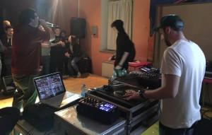 Al Centro giovani di Alba RAPdZONA 'Microphone party'