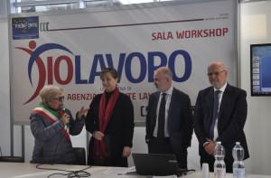 Un successo la prima edizione di 'IoLavoro' a Bra