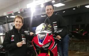 Il Bemar Racing Team conferma Francesco Curinga