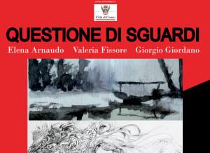 A Palazzo Samone inaugura la mostra 'Questione di sguardi'