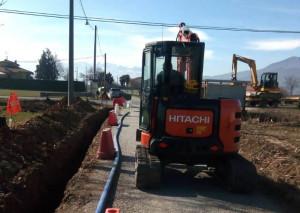 Busca, prosegue il rinnovo della rete idrica: lavori per 105.990 euro