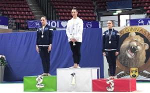 Si è svolta nel weekend la prima prova del campionato regionale 'Silver' di ginnastica