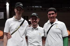 Tiro con l'arco, podio sfiorato per il Clarascum ai Campionati Italiani Indoor