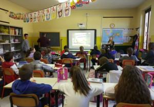 I bambini delle elementari di Cervere vanno a scuola di piemontese