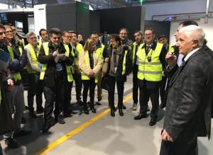 'Industria 4.0' presso il Centro Formazione e Ricerca Merlo a Cervasca