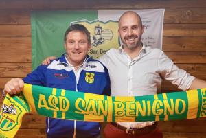 Calcio: Carlo Pressenda è il nuovo responsabile tecnico del settore giovanile del San Benigno
