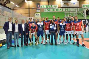 Pallavolo A2/M: Cuneo battuta a Cantù