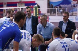 Pallavolo A2/M: Coach Marco Fenoglio parla dopo la vittoria del Girone Bianco