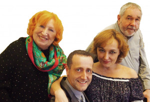 'Stasera si cena a letto': la commedia di Giorgio Caprile al Teatro Politeama di Bra