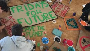 Anche le aree protette delle Alpi Marittime vicine ai giovani che manifestano per il clima