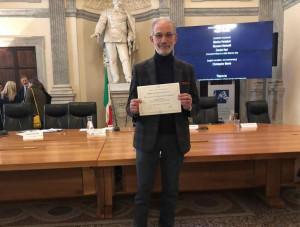 La Regione Piemonte premiata a Roma per le associazioni fondiarie