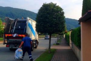 Venerdì prossimo in sciopero gli addetti della raccolta rifiuti