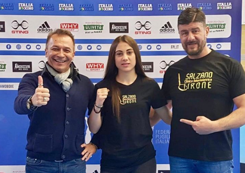 Boxe: la cuneese Viola Piras campionessa italiana Juniores
