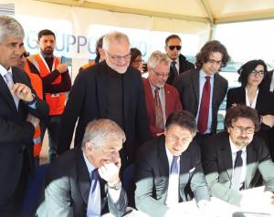 Asti-Cuneo, Balocco attacca: 'La visita di Conte un gigantesco spot elettorale'