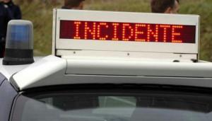 Cuneo, incidente nella galleria dell'autostrada