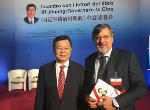 Vetrina romana per Santo Stefano Belbo, ospite agli eventi preparatori del vertice Italia-Cina