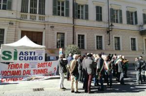 Asti-Cuneo, il 'nous accusons' di Campo e Dadone: 'Certi sindaci manifestano a seconda di chi governa'