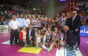 Pallavolo A1/F: storica Bosca San Bernardo Cuneo, ai playoff da matricola