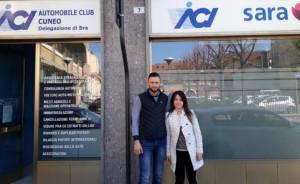 Riapre a Bra la delegazione dell'Automobile Club Cuneo