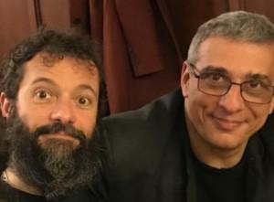 Sabato 30 marzo a Limone il concerto del duo 'Mirabassi-Zanchini'