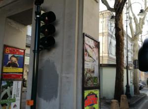 Attivi da questa settimana i semafori tra piazza Galimberti e corso Soleri