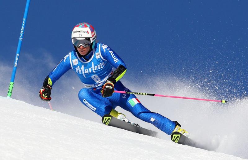 Marta Bassino campionessa italiana anche in Combinata