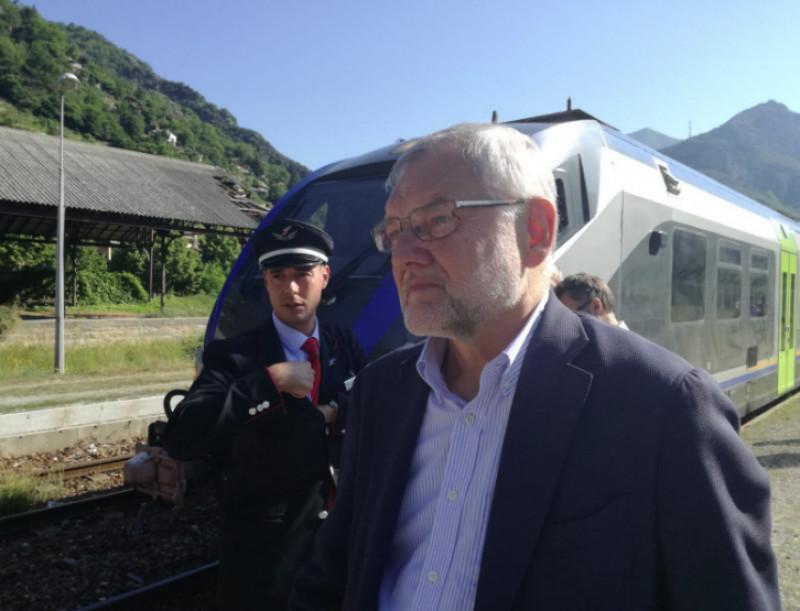 L'assessore regionale Balocco a Cuneo per confrontarsi sul nuovo TPL