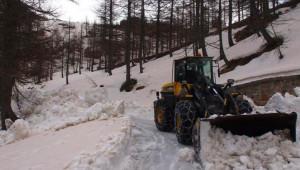 La Provincia ha riaperto la strada provinciale per San Giacomo di Entracque