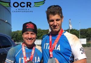 I cuneesi Bruno Manca e Federico Giraudo a Londra per i Mondiali OCR