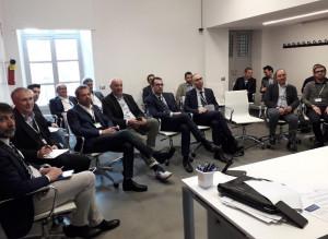 La sezione meccanica di Confindustria Cuneo incontra le aziende meccaniche di Confindustria Canavese