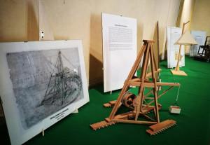 Bra: inaugurata a Palazzo Mathis la mostra su Leonardo da Vinci