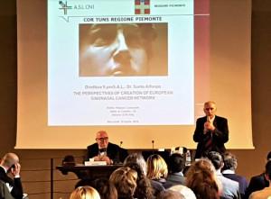 A Saluzzo un convegno internazionale sui tumori naso-sinusali