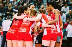 Pallavolo A1/F: Cuneo prova la 'mission impossible' a Conegliano
