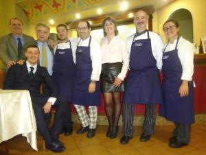 Bra, successo per la cena stellata servita da chef Carmelo Damiano al Ristorante Didattico dell'IPS. Mucci
