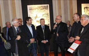 San Giovenale a fumetti: grande successo per Blandino e Ravera