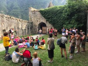 Il Forte di Vinadio riapre con nuovi percorsi per famiglie e bambini