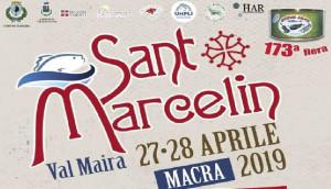 Il progetto Ecomusei del Gusto si presenta al pubblico alla Fiera di Sant Marcelin