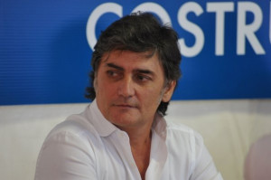 Beppe Lauria candidato alle Europee con Casapound