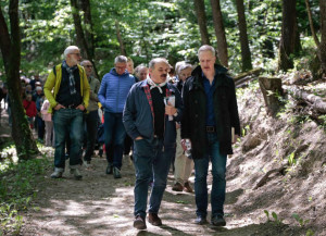 La Fondazione Mirafiore celebra il 25 aprile con la 'Passeggiata resistente'