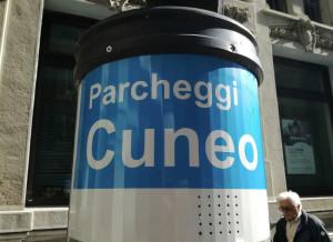 Cuneo, dal primo maggio cambia la gestione del sistema parcheggi