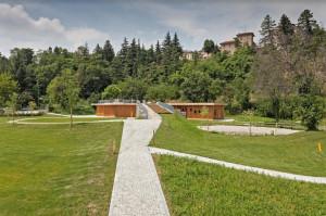La Casa del Fiume tra le 'Architetture responsabili' della provincia di Cuneo