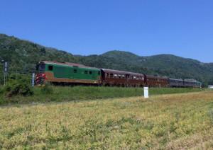 Il 19 maggio ripartono i treni storici sulla ferrovia turistica Ceva-Ormea