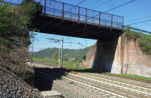 San Michele Mondovì: conclusi i lavori al cavalcaferrovia