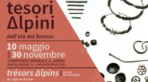 A Chiusa Pesio la mostra 'Tesori alpini dell'età del Bronzo'